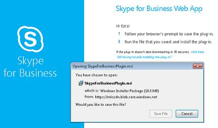 Skype App Install 2