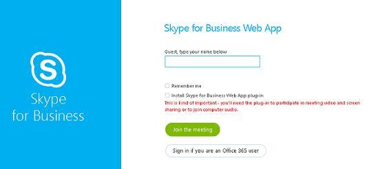 Skype App Install 1