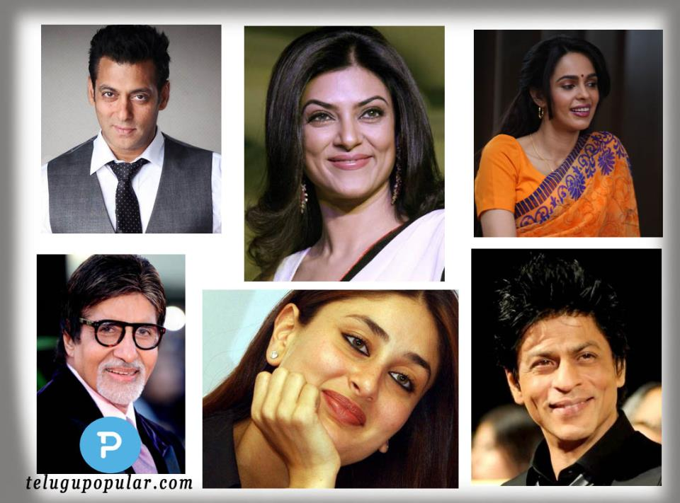 Bollywood Actors Whatsapp Numbers