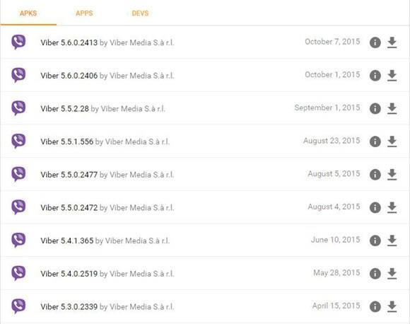 download_old_version_viber_apk