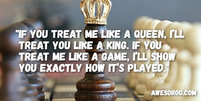 queen attitude status