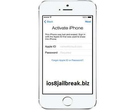 Bypass iOS 712 Activation Lock Jailbreak iPhone 4