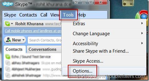 skype-tools-options