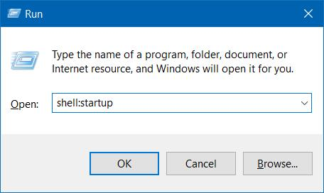 run programs apps scripts at startup in Windows 10 step4