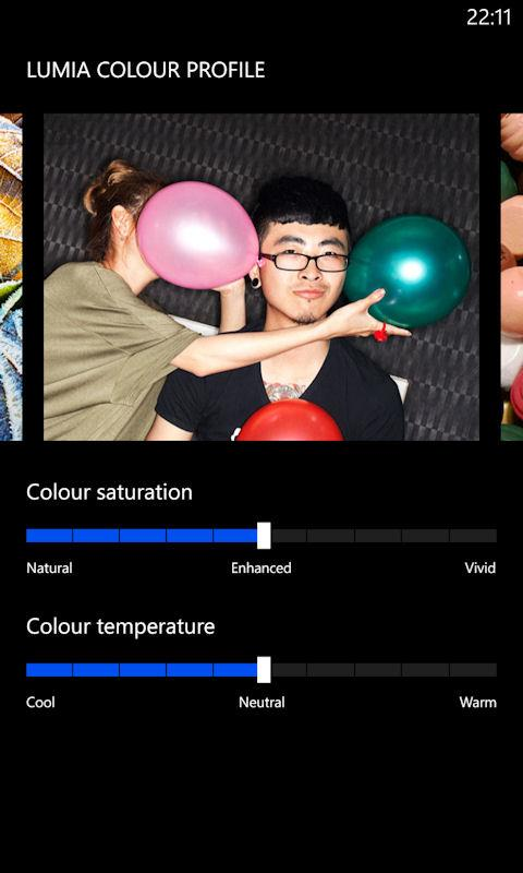 display+touch screenshots