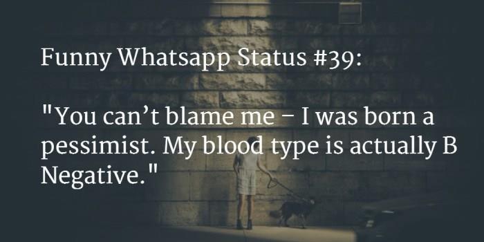 whatsapp status 4