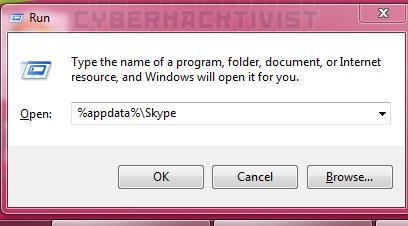 run-skype-folder