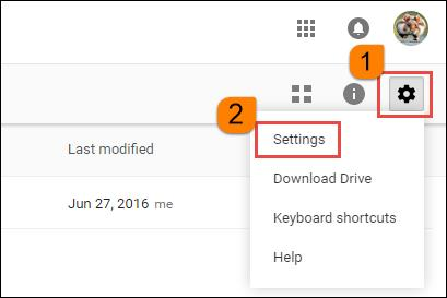 google-drive-backup-settings