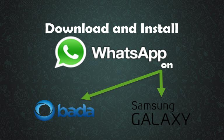 Download WhatsApp for Samsung