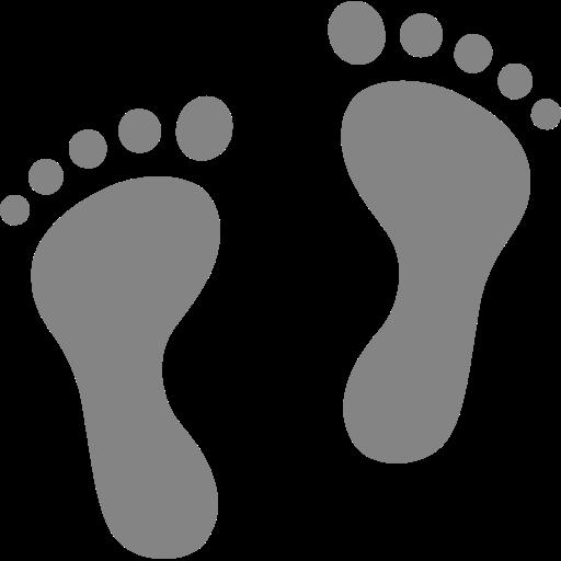 Footprints Emoji for Facebook, Email & SMS | ID#: 189 ...