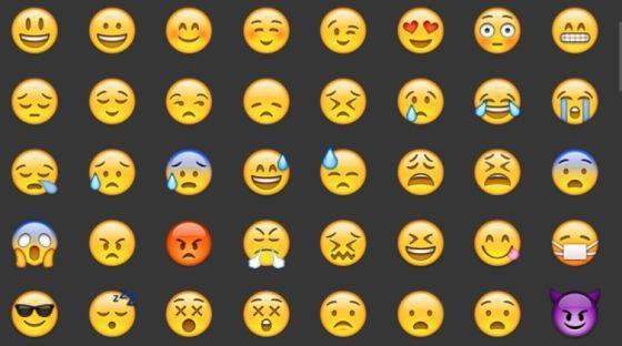 Toda la gama de las emociones humanas, en lenguaje 'online ...