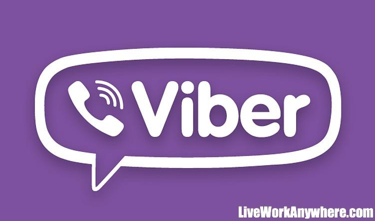 Viber | Top 7 Communications Apps To Use While Traveling | LiveWorkAnywhere.com