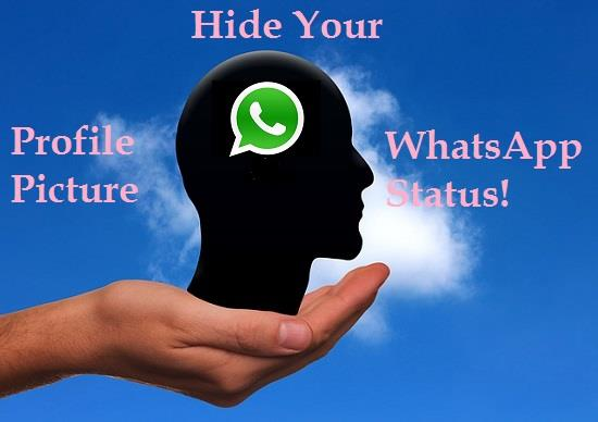 How to Hide your WhatsApp Status and Profile Picture on iPhone