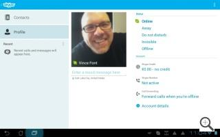 Skype 3.0 for Android