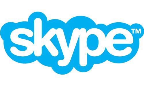 Skype logo (medium)