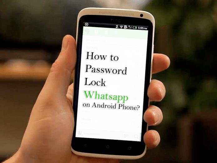 password-lock-whatsapp-on-android-phone
