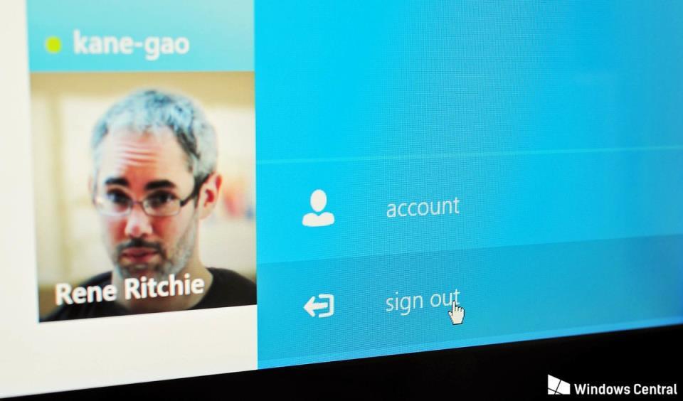Skype message bug