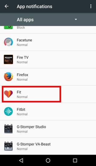 use notification manager to manage app notifications in Android Marshmallow