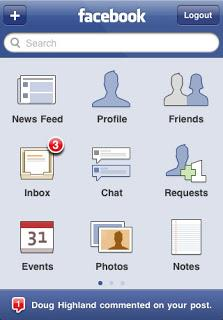 Android Facebook App