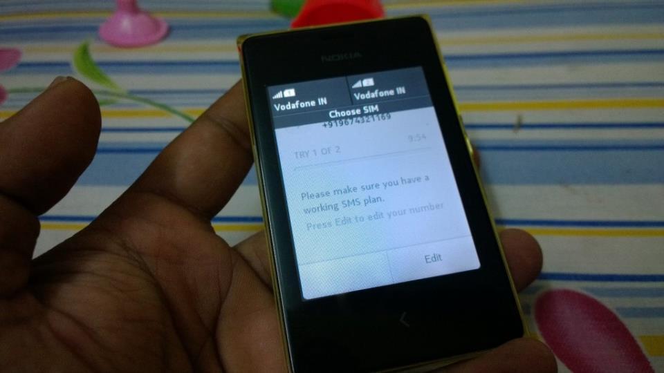 WhatsApp Dual SIM Setup