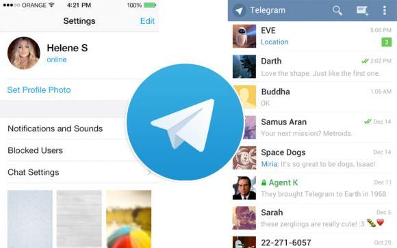 Telegram App for PC