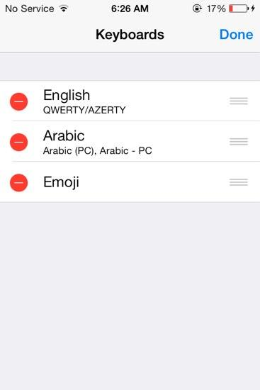 Delete Emoji