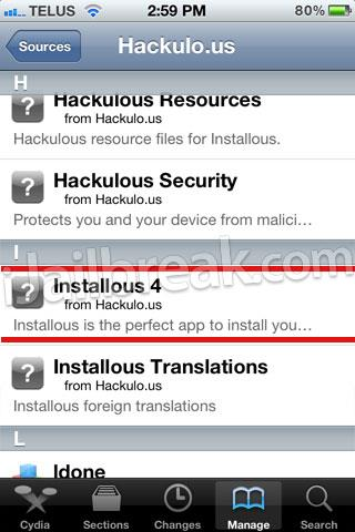 Install Cracked Apps iOS 5.1.1