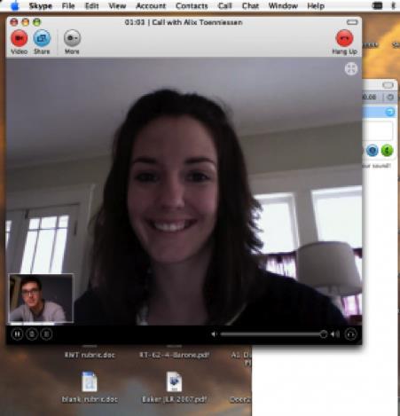 Skype Webcam Problem