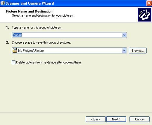 import videos from iphone to windows xp pc