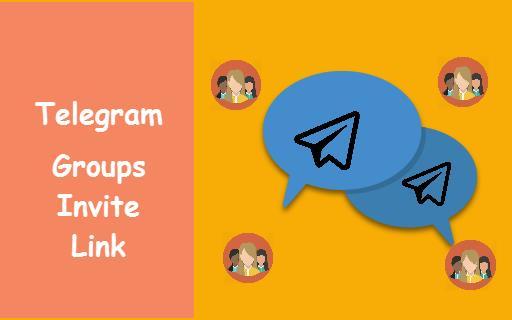 Telegram group invite link