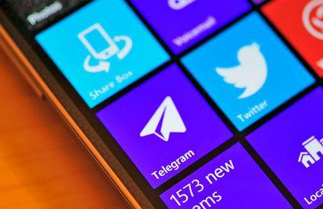 telegram for windows phone 3