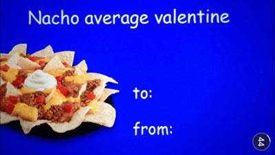 Snapchat Marketing, Taco Bell Story, Valentine's Day