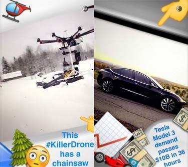 Snapchat Creative Brand Marketing, Digital Trends News