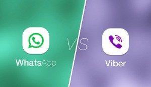 Viber vs. WhatsApp