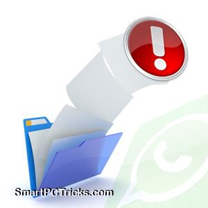 Uploading Error In WhatsApp