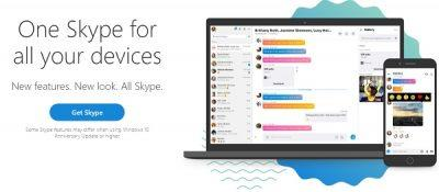 Facebook Sign in for Skype to be discontinued