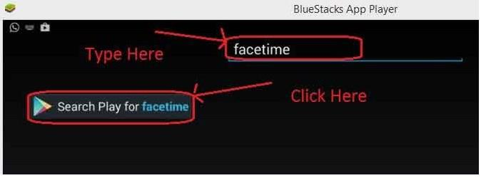Facetime for windows 8