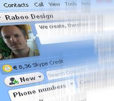 Skype audio recording