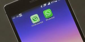 how to use two numbers on whatsApp at the same time