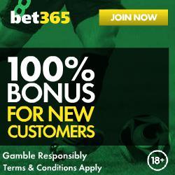 bonus offer bet365