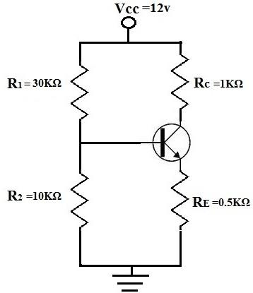 DC Analysis of a Transistor