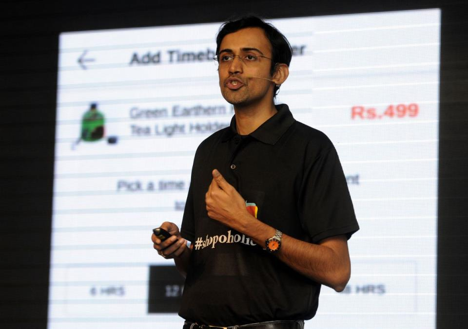 Anand Chandrasekaran joined Facebook in September 2016 as global director of platform and partnerships for Messenger.