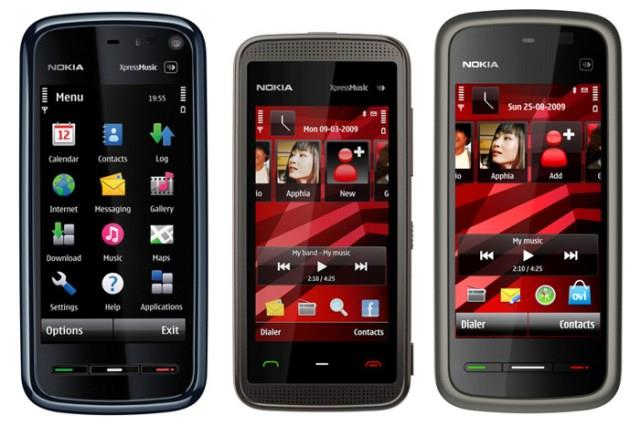 Image result for nokia 5230 touchscreen