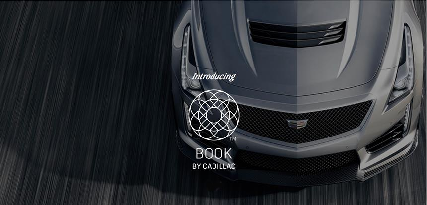 Book by Cadillac