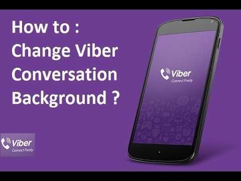 how to change chat background in viber :: chhattisgarhi video on Viber Background