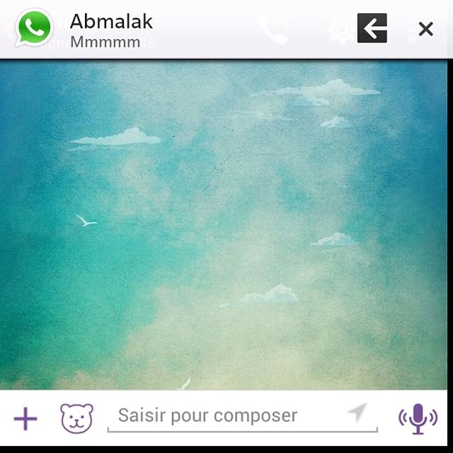 viber for blackberry q10 (and q5) working - blackberry forums at on Viber Background