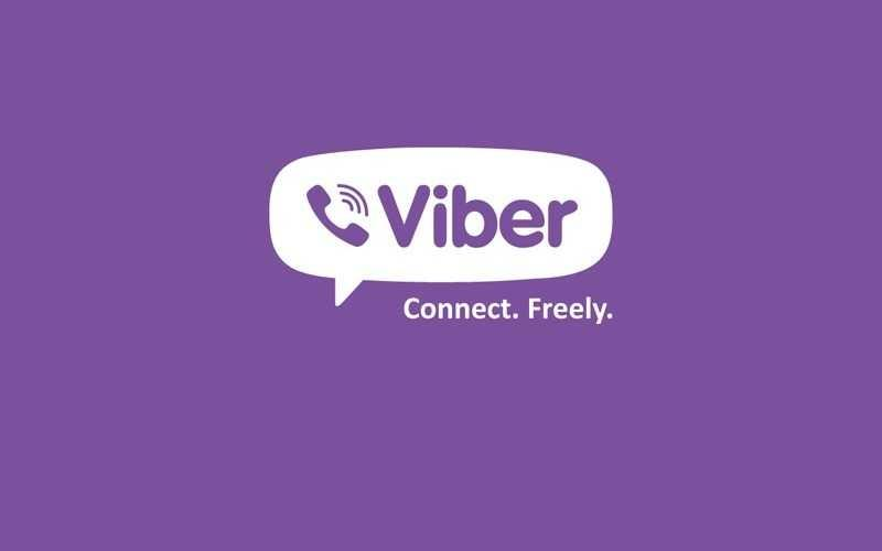 take advantage of the group chat feature in viber, keep the on Viber Background