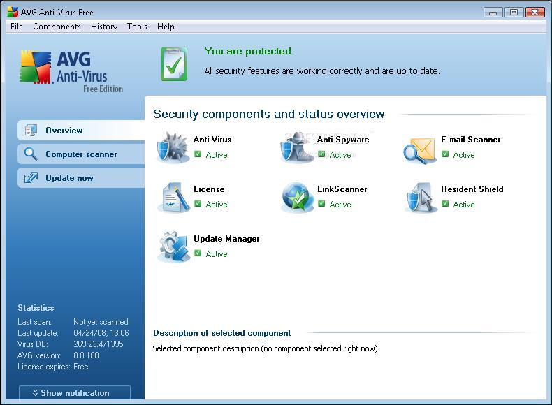 AVG Anti_Virus Free