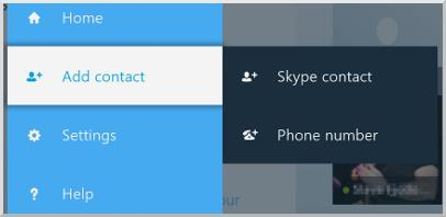 Skype for Xbox One
