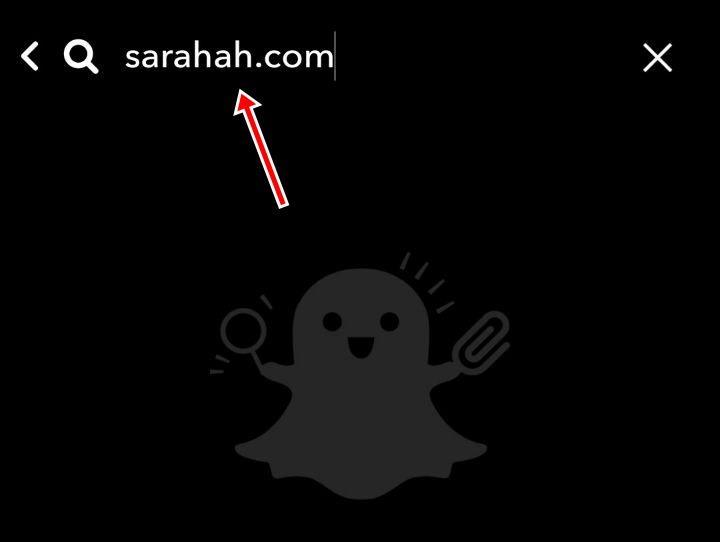 saharah snapchat